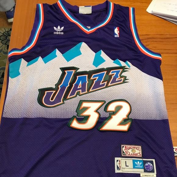 3f8746bc618 Karl Malone Utah Jazz jersey